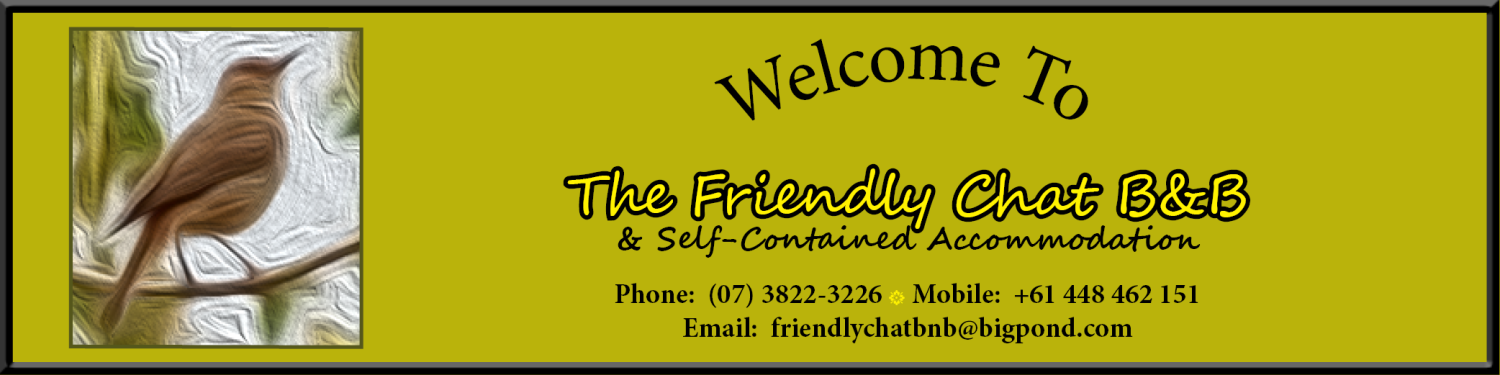 The Friendly Chat Bed and Breakfast